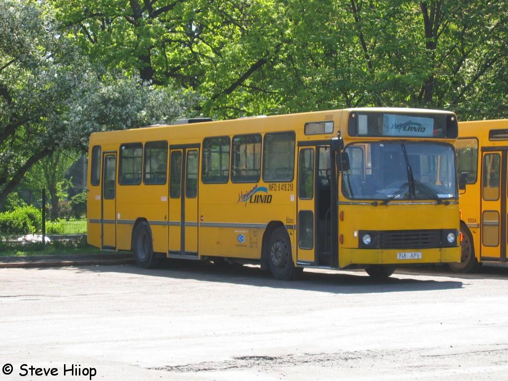Tallinn, DAB № 746 APV