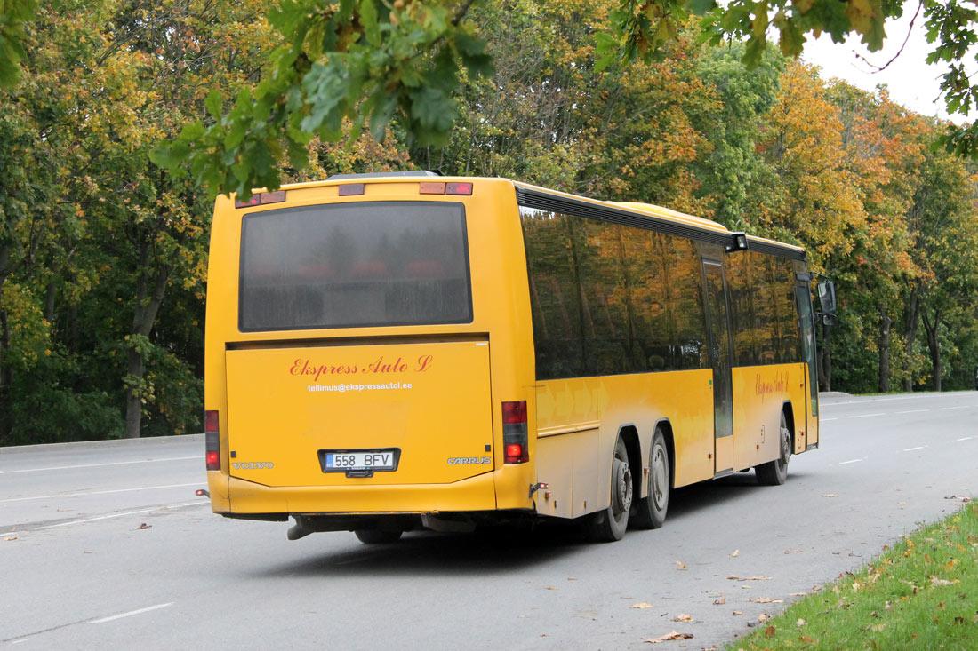 Kohtla-Järve, Carrus Vega L № 558 BFV