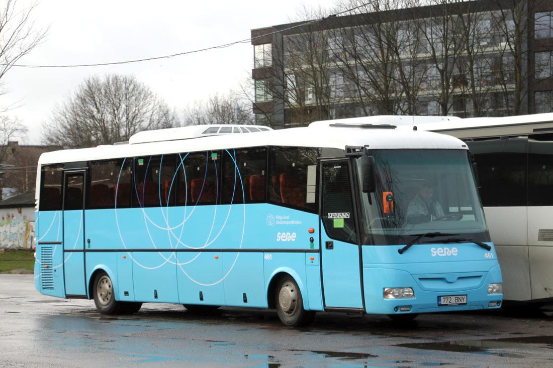Tallinn, SOR LH 10.5 № 461