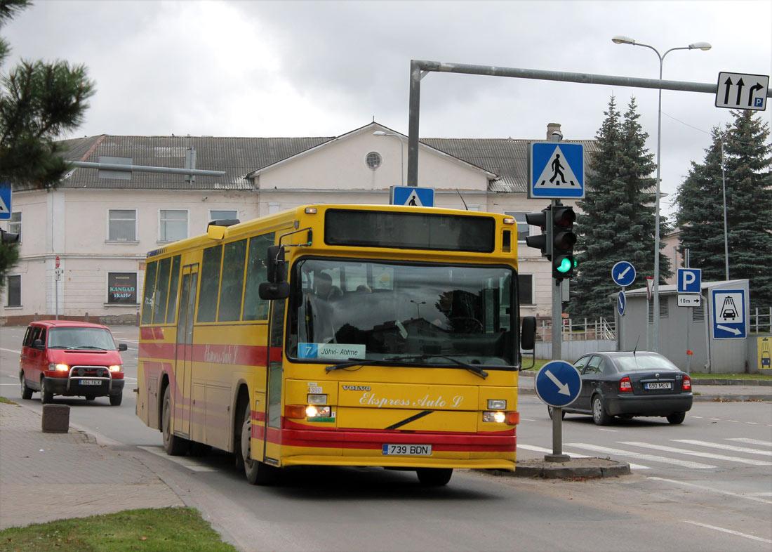Kohtla-Järve, Säffle 2000NL № 739 BDN