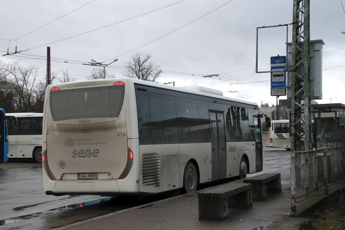 Tallinn, IVECO Crossway LE Line 10.8M № 414