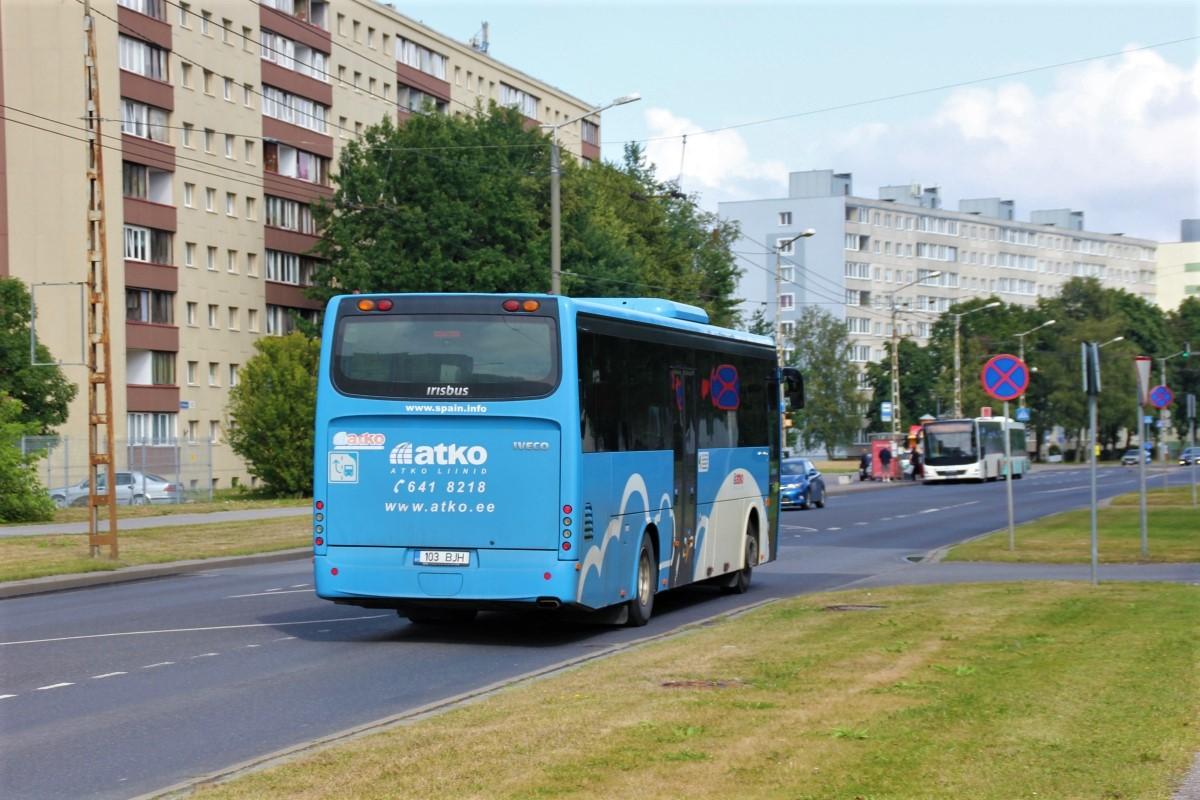 Tallinn, Irisbus Crossway 12M № 103 BJH