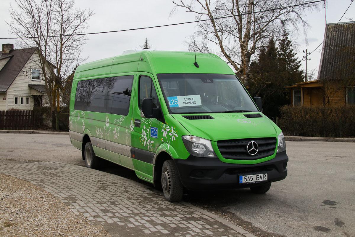 Lihula, Mercedes-Benz Sprinter 516CDI № 545 BVR