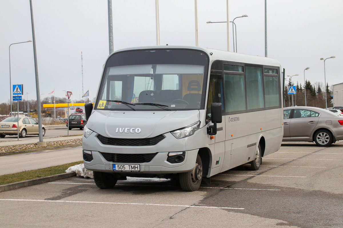 Tallinn, SKD Stratos F30 № 505 TMH