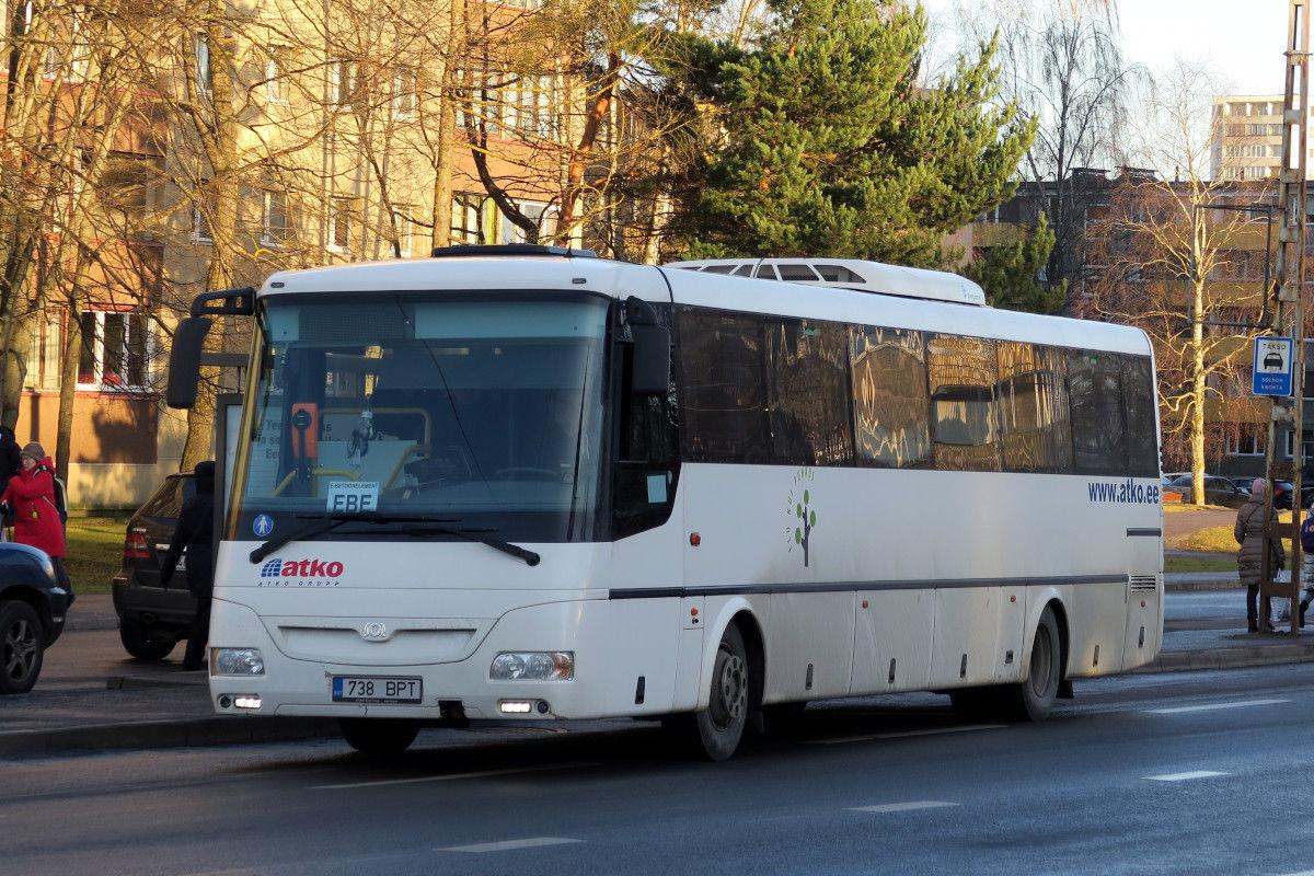 Tallinn, SOR LC 12 № 738 BPT