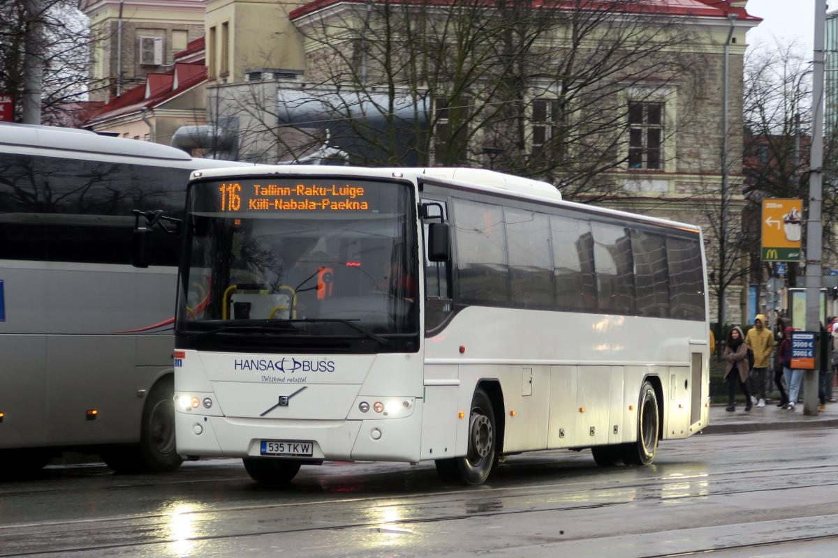 Tallinn, Volvo 8700 № 535 TKW