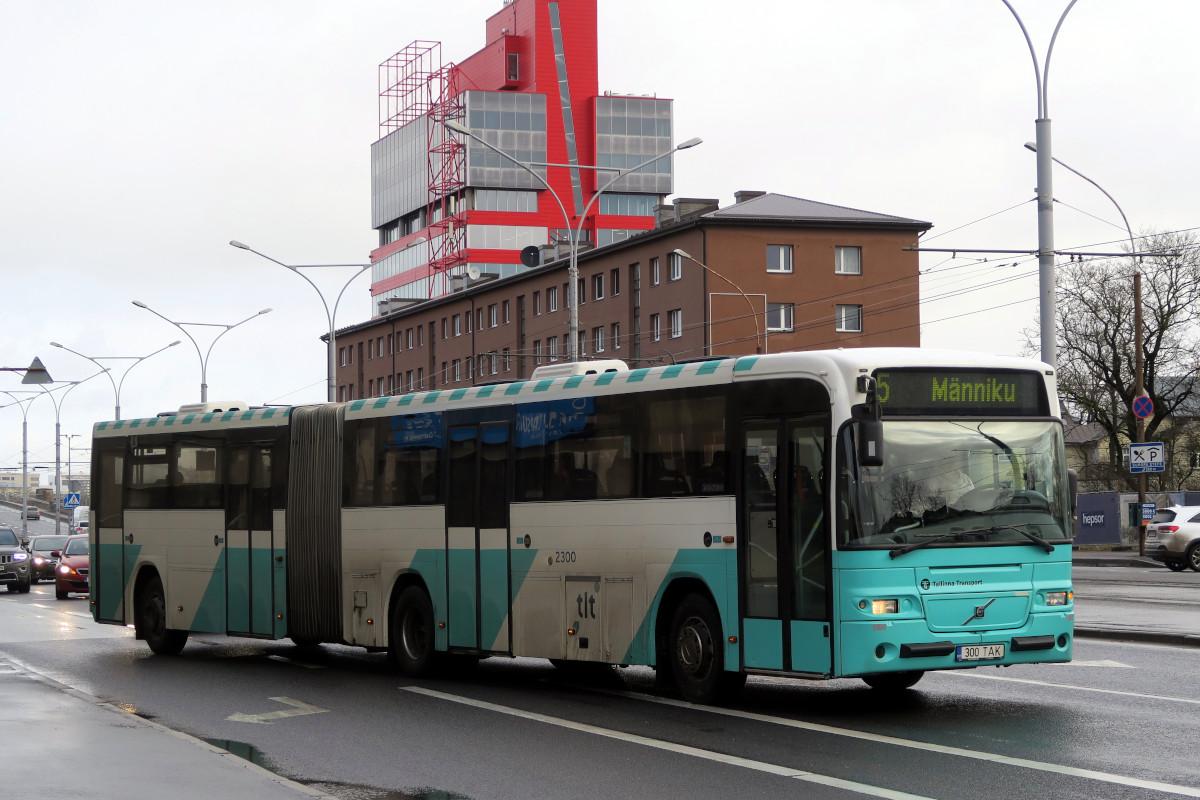 Tallinn, Volvo 8500 № 2300