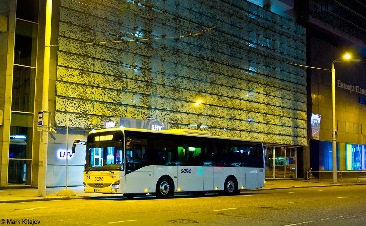 Tallinn, IVECO Crossway LE Line 10.8M № 419