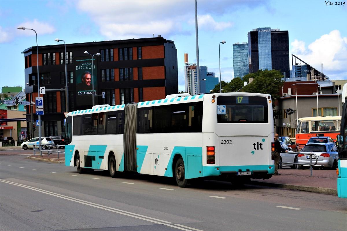 Tallinn, Volvo 8500 № 2302