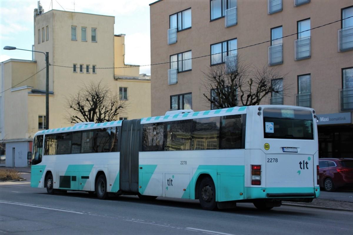 Tallinn, Volvo 8500 № 2278