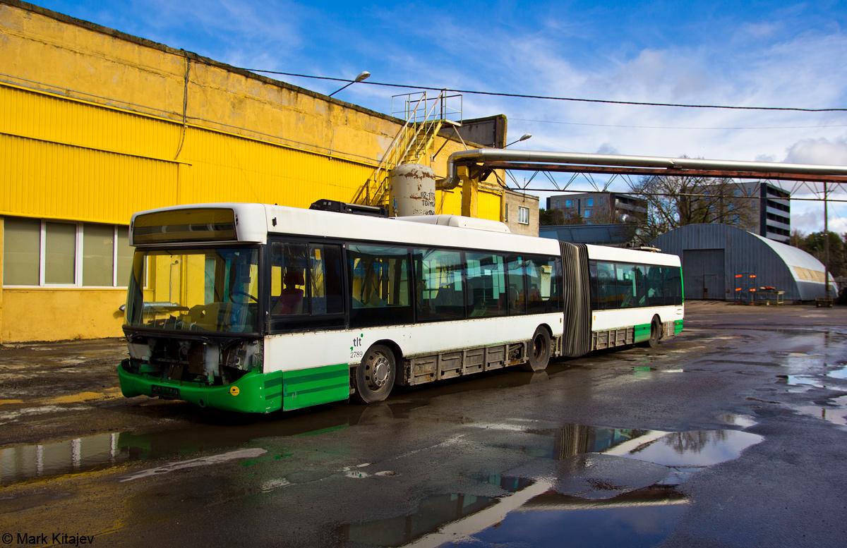 Tallinn, Scania OmniCity CN94UA 6X2 № 2789