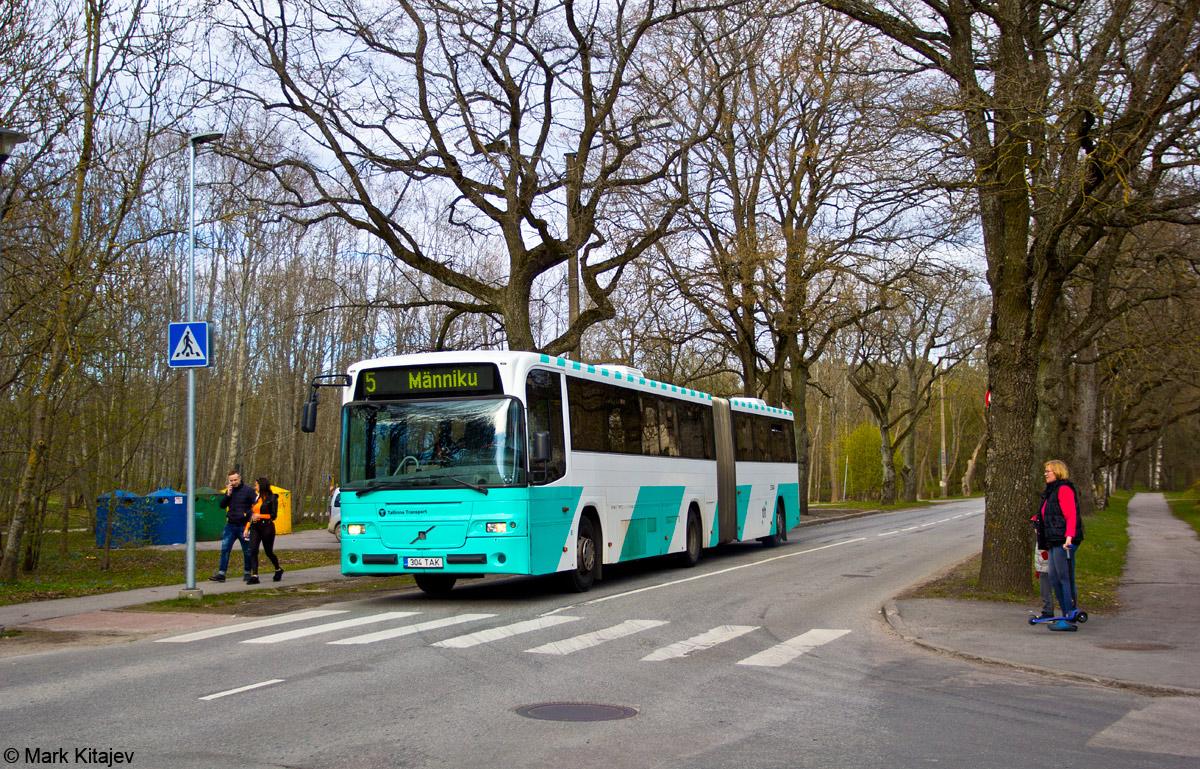 Tallinn, Volvo 8500 № 2304