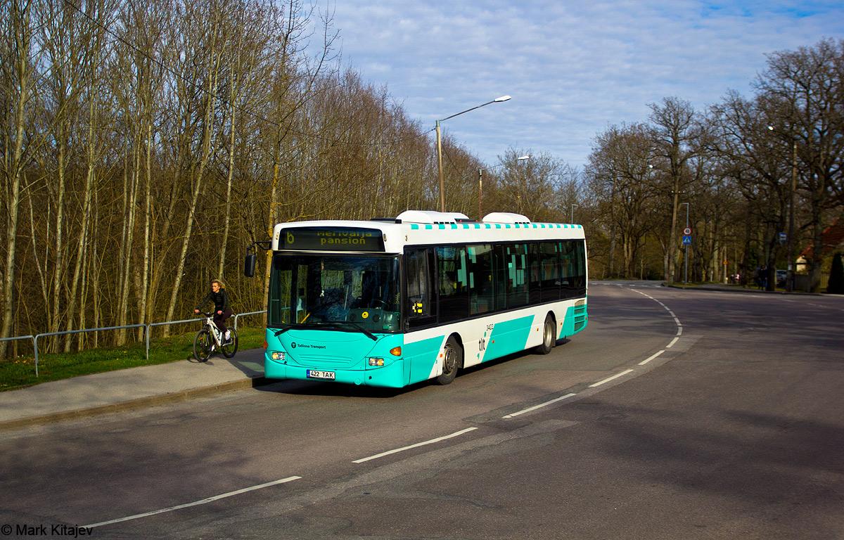 Tallinn, Scania OmniLink CL94UB № 3422