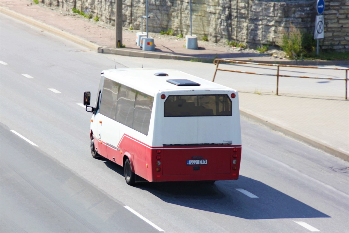 Tallinn, Kutsenits № 563 BTD