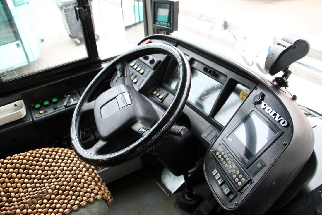 Tallinn, Volvo 8500 № 1073