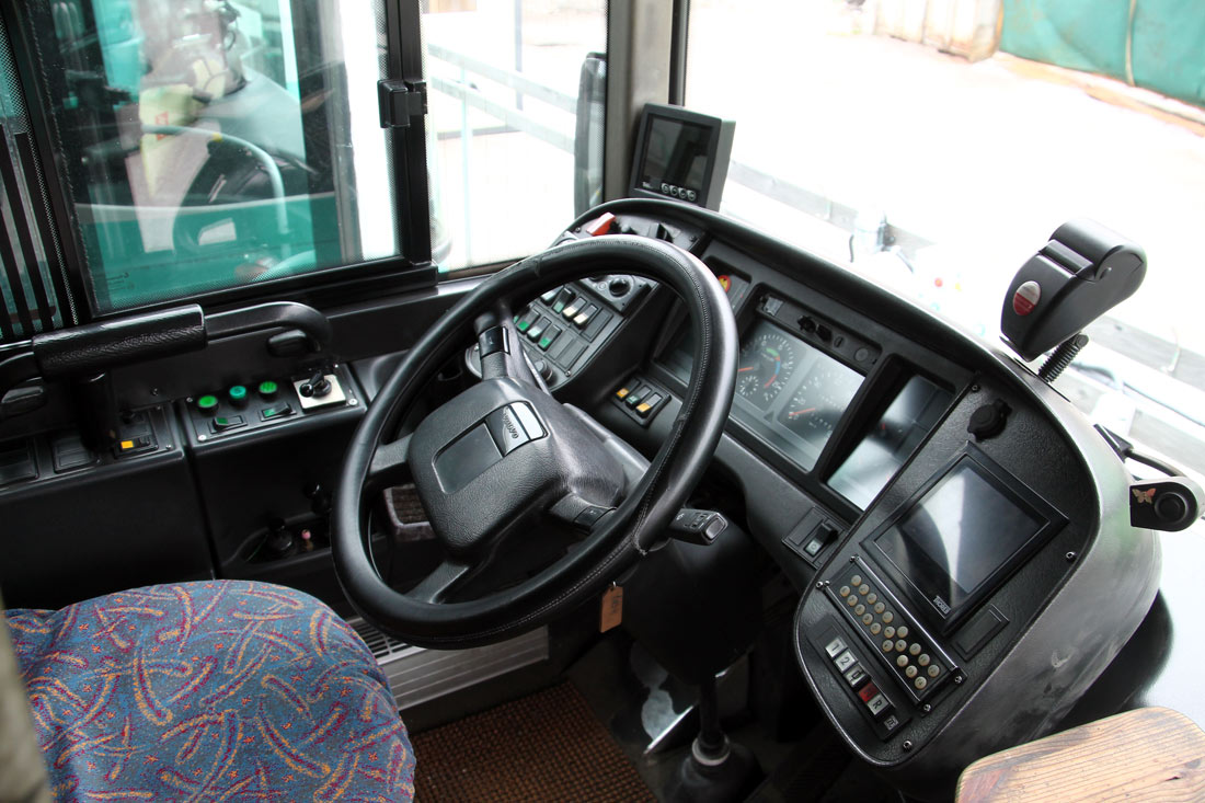 Tallinn, Volvo 8500 № 1068