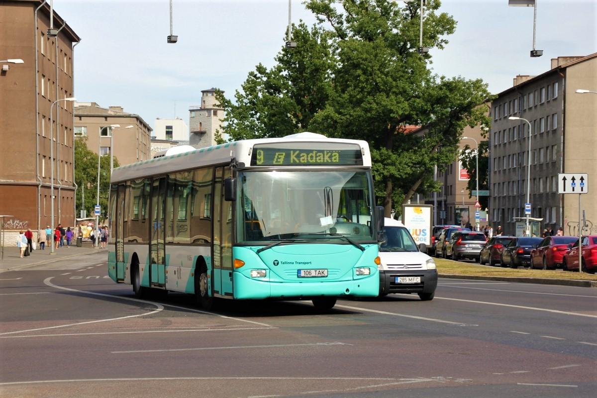 Tallinn, Scania OmniLink CL94UB № 1106