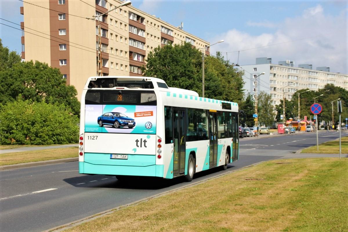 Tallinn, Volvo 7700 № 1127