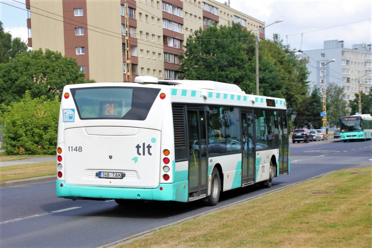 Tallinn, Scania OmniCity CN270UB 4X2EB № 1148