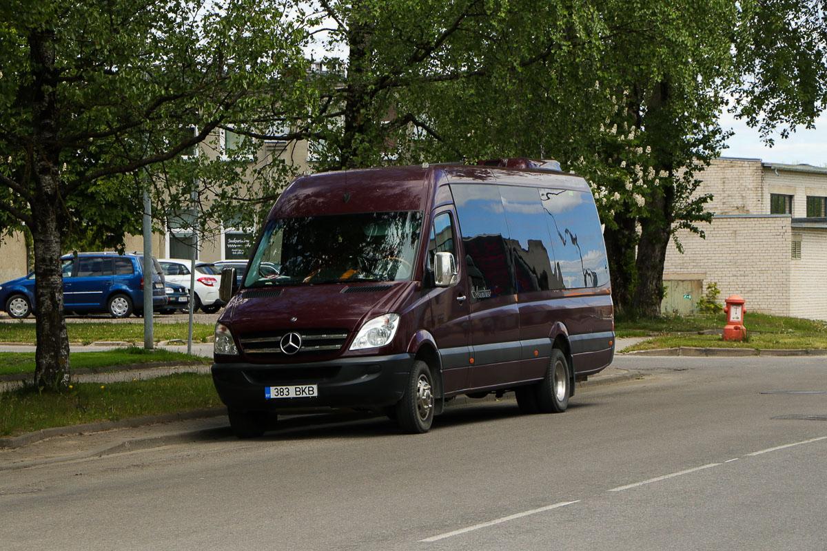 Võru, Mercedes-Benz Sprinter 519CDI № 383 BKB