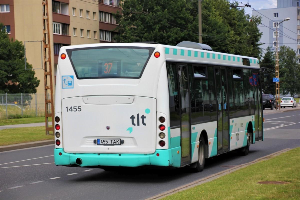 Tallinn, Scania OmniLink CK270UB 4X2LB № 1455