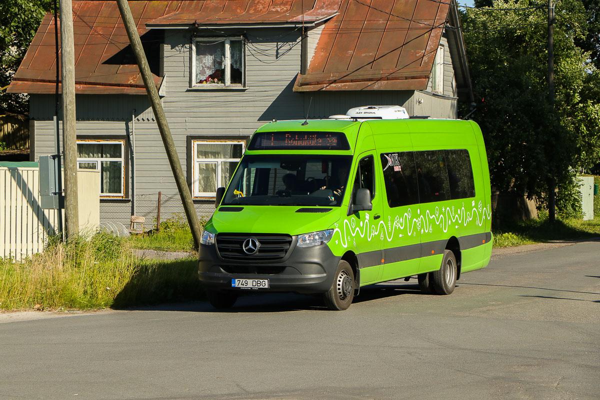 Haapsalu, Mercedes-Benz Sprinter 519CDI № 749 DBG