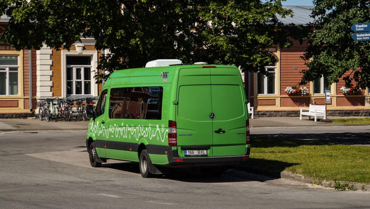 Haapsalu, Mercedes-Benz Sprinter 519CDI № 166 BXL