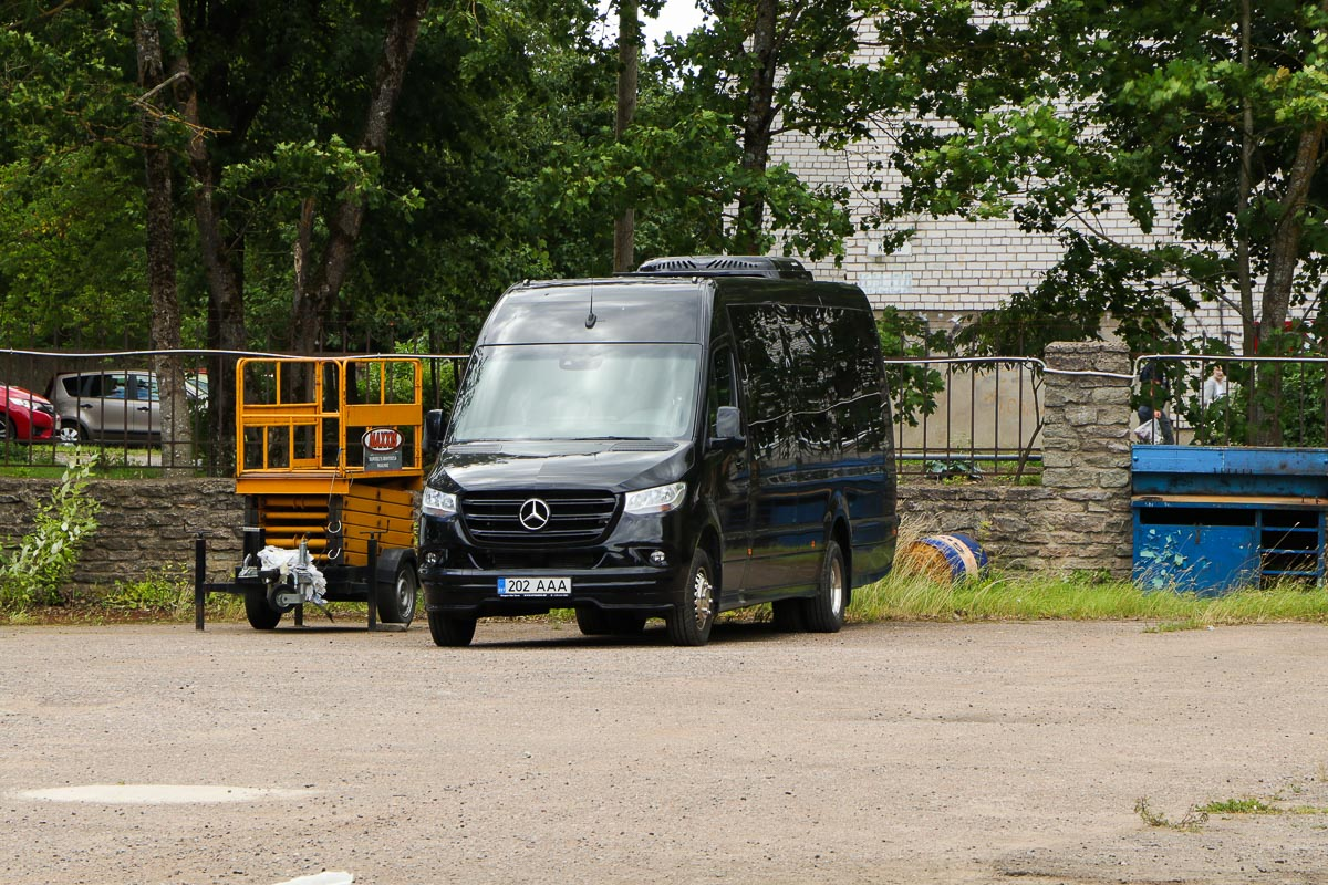 Narva, Mercedes-Benz Sprinter 519CDI № 202 AAA