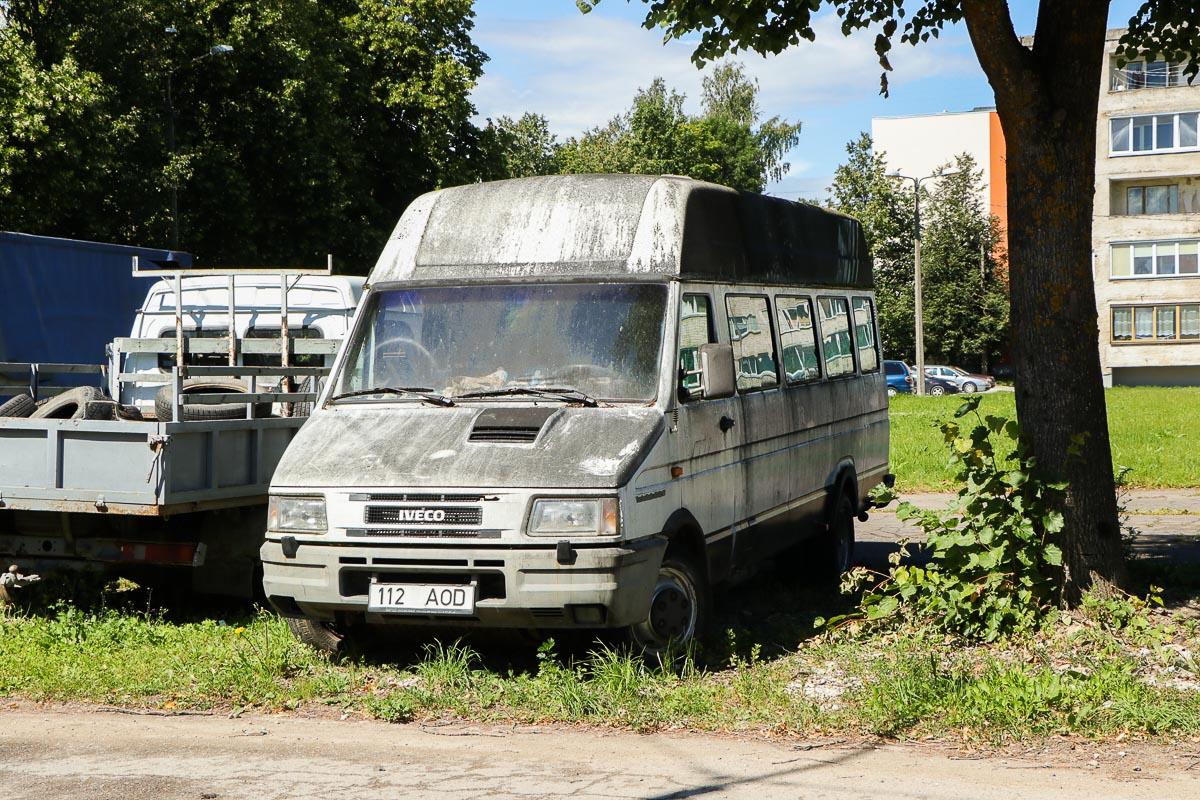 Narva, IVECO TurboDaily 45-12 № 112 AOD