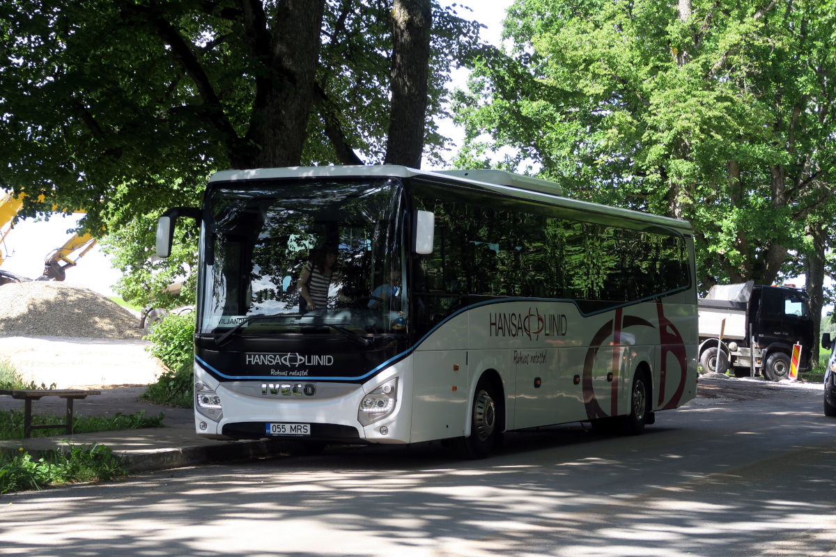 Viljandi, IVECO Evadys H 12M № 055 MRS