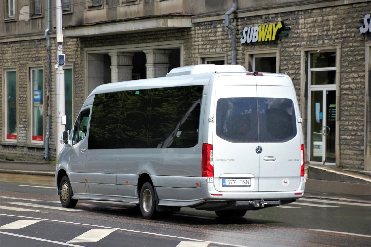 Tallinn, Mercedes-Benz Sprinter 519CDI № 577 TNN