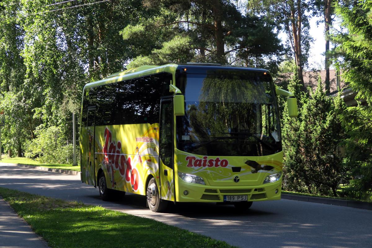 Antsla, TEMSA MD 7 Plus № 189 PSJ