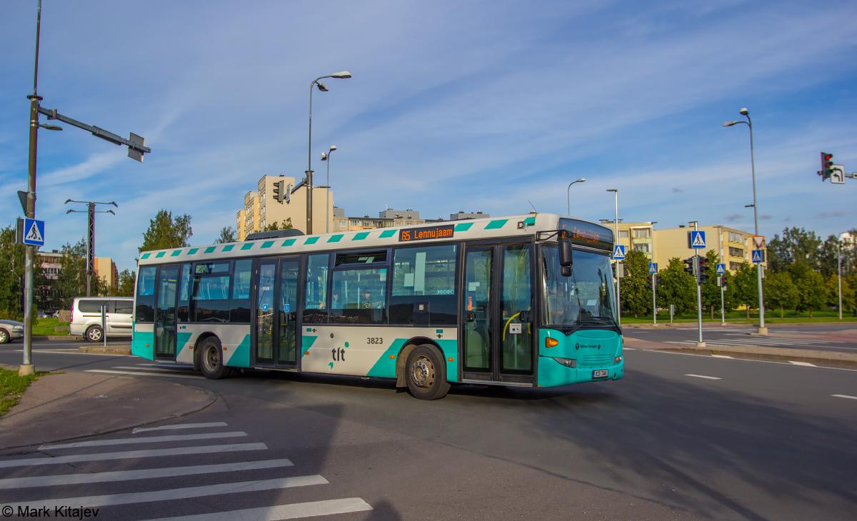 Tallinn, Scania OmniLink CK270UB 4X2LB № 3823