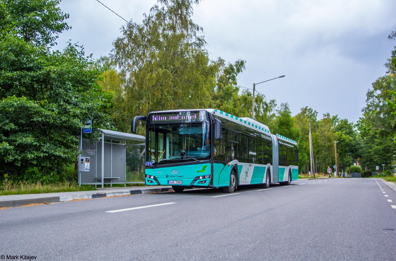 Tallinn, Solaris Urbino IV 18 CNG № 2440