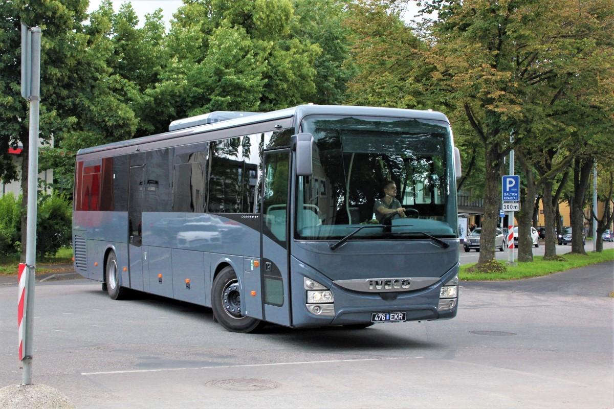 Tallinn, IVECO Crossway PRO 12M № 476 EKR