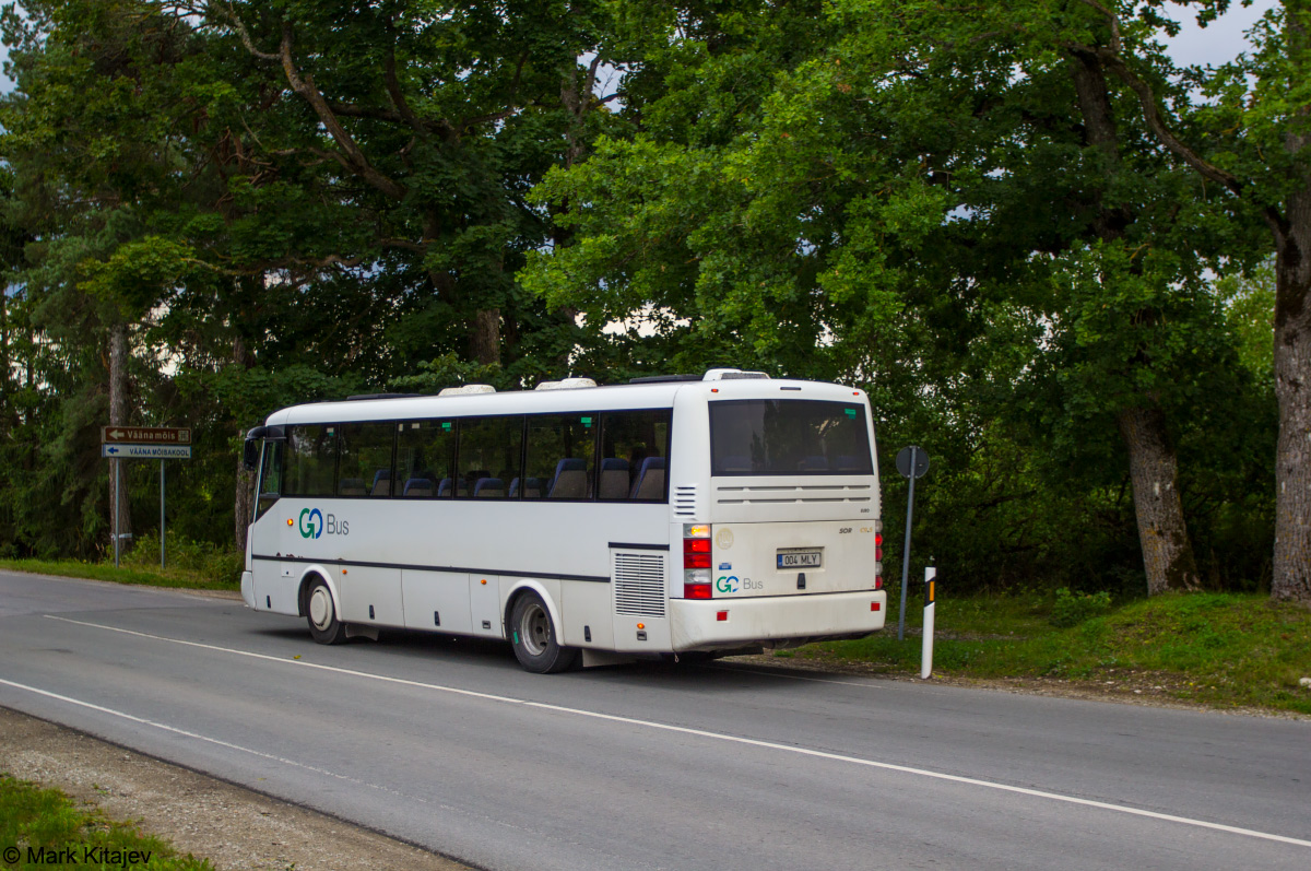 Tallinn, SOR C 9.5 № 004 MLY