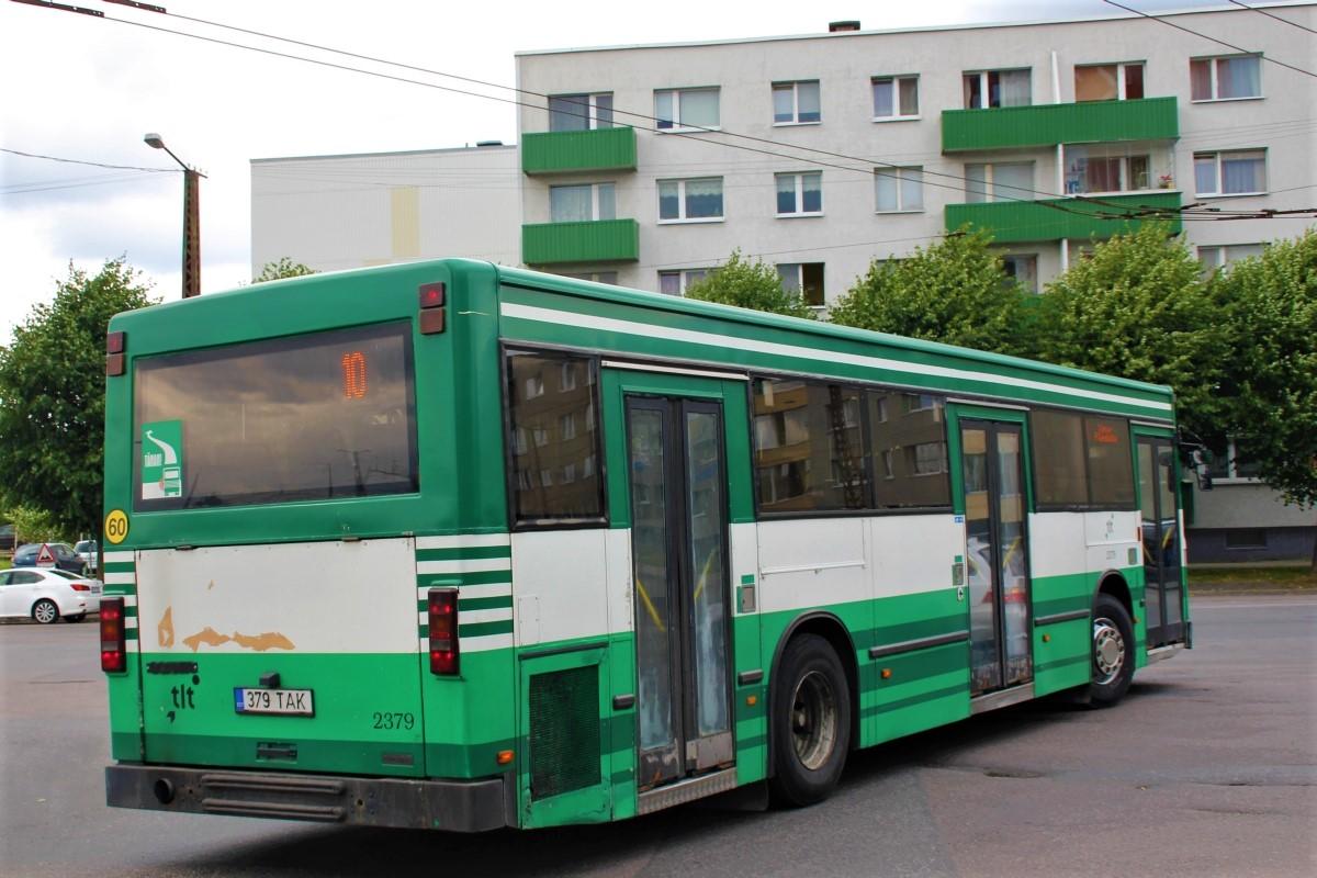 Tallinn, Duple Metsec T-56 City № 2379