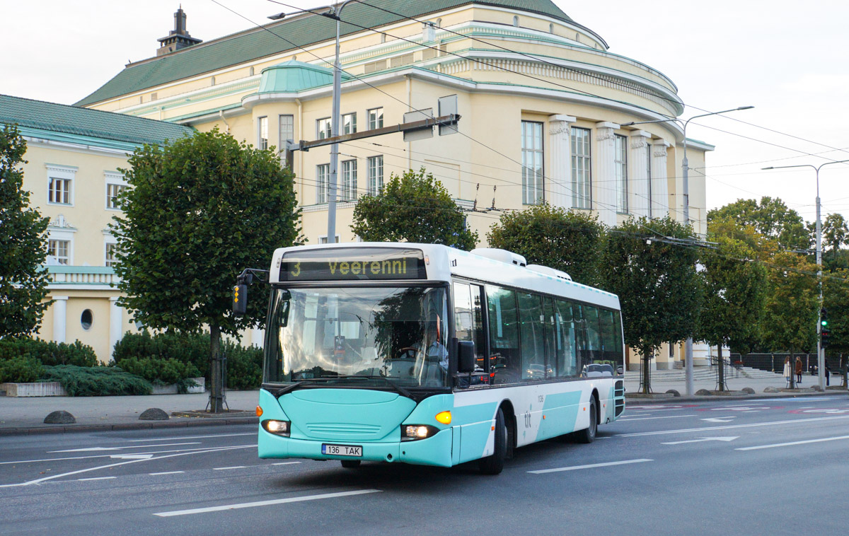 Tallinn, Scania OmniLink CL94UB № 1136