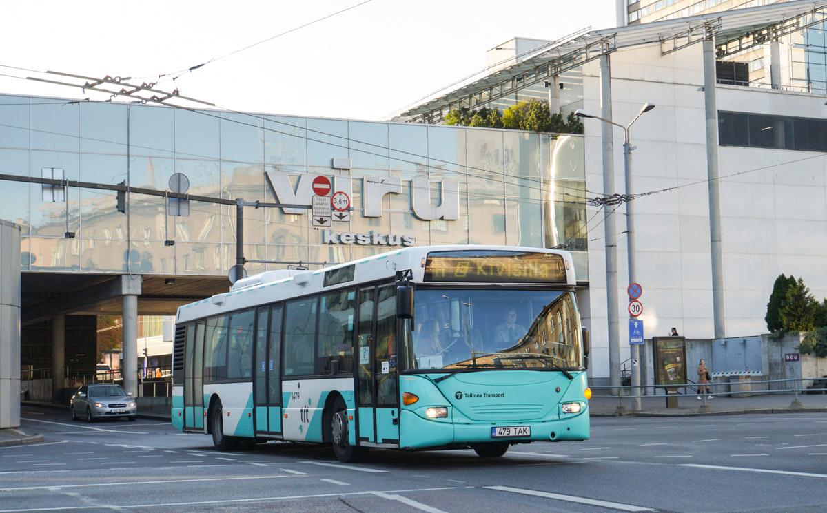 Tallinn, Scania OmniCity CN94UB 4X2 № 1479