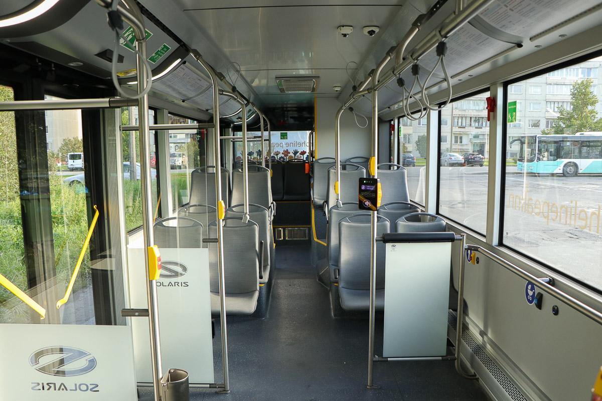 Tallinn, Solaris Urbino IV 12 CNG № 3420