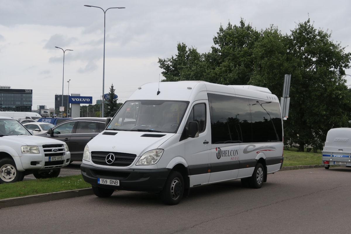 Pärnu, Mercedes-Benz Sprinter 515CDI № 159 BNB