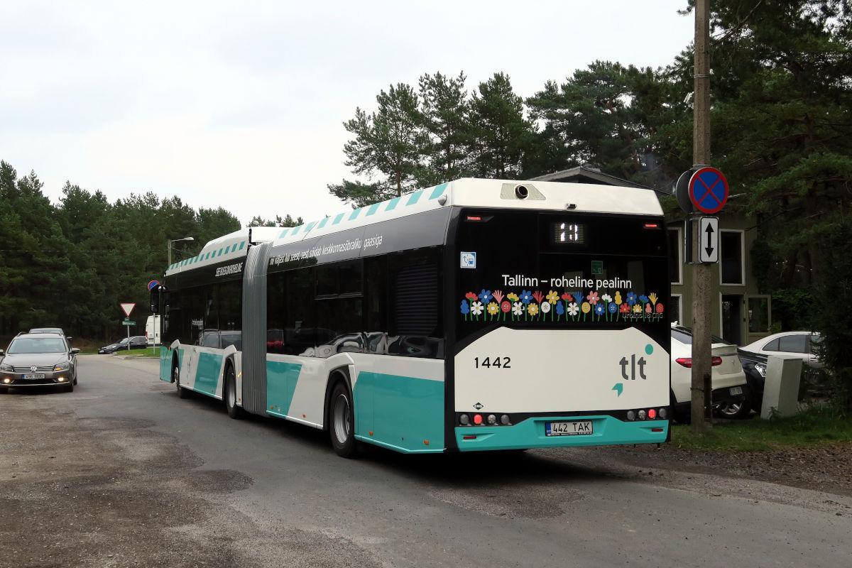 Tallinn, Solaris Urbino IV 18 CNG № 1442