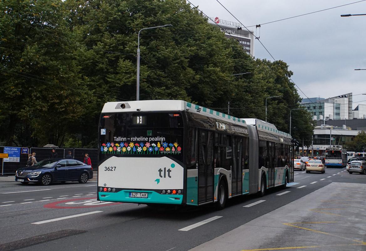 Tallinn, Solaris Urbino IV 18 CNG № 3627