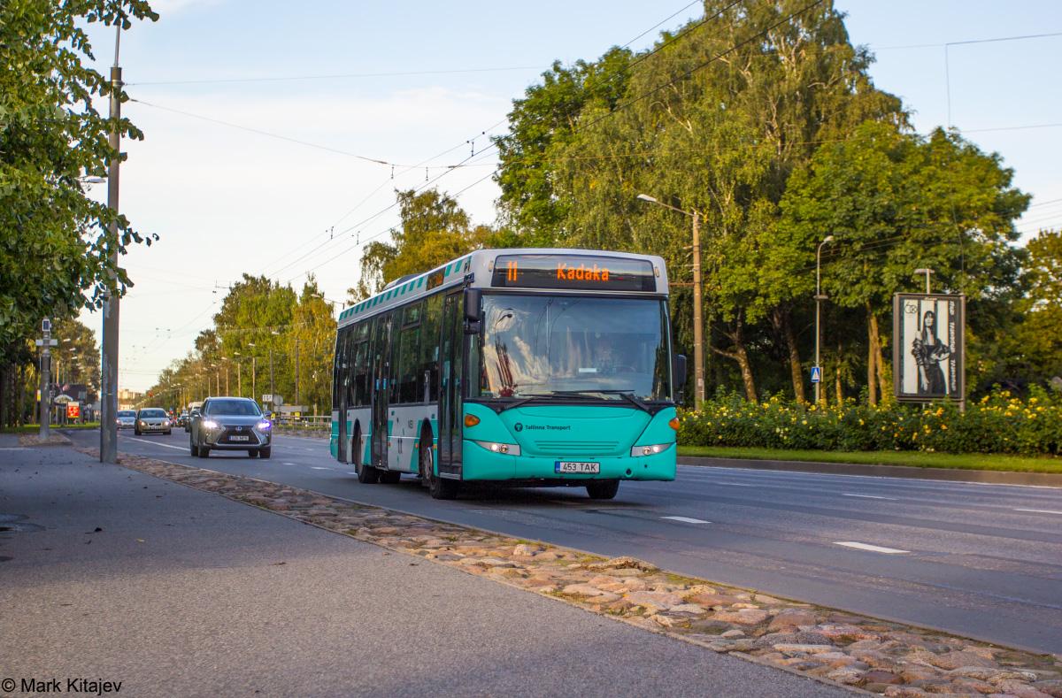 Tallinn, Scania OmniLink CK270UB 4X2LB № 1453
