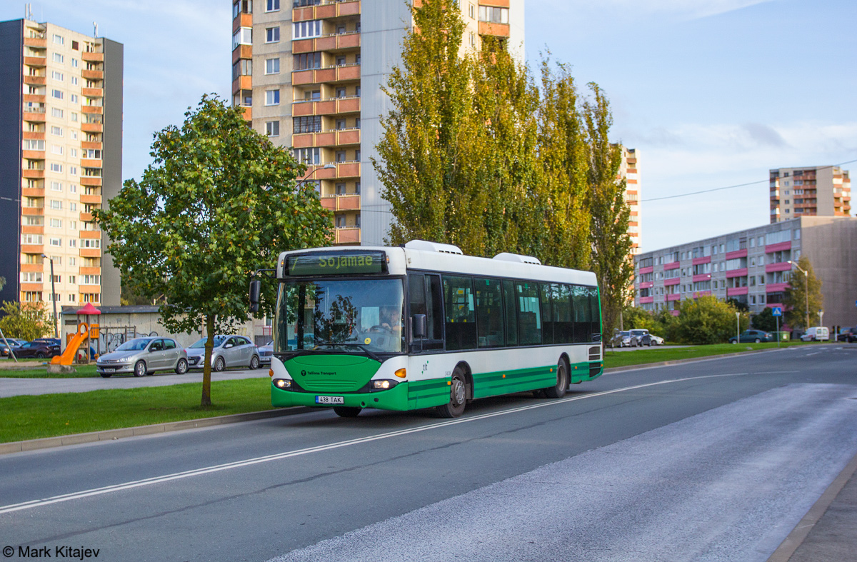 Tallinn, Scania OmniLink CL94UB № 3438