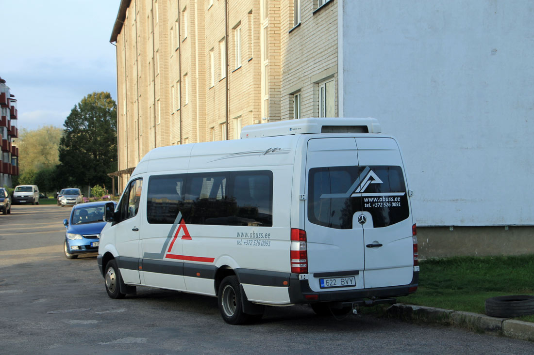 Tartu, Mercedes-Benz Sprinter 518CDI № 622 BVY