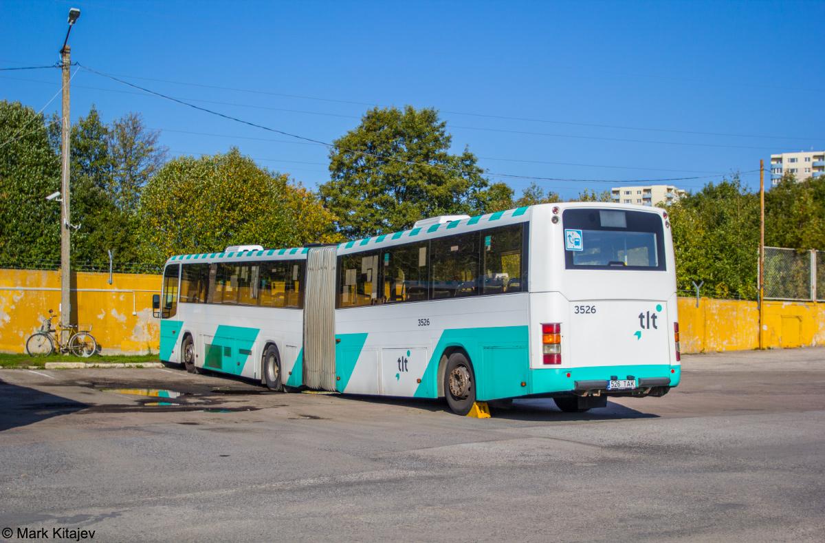Tallinn, Volvo 8500 № 3526