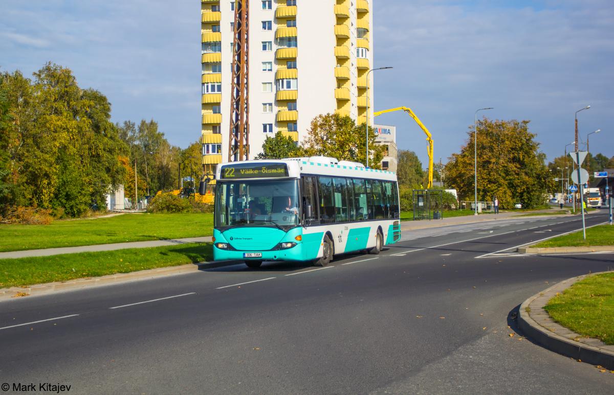Tallinn, Scania OmniLink CL94UB № 2306