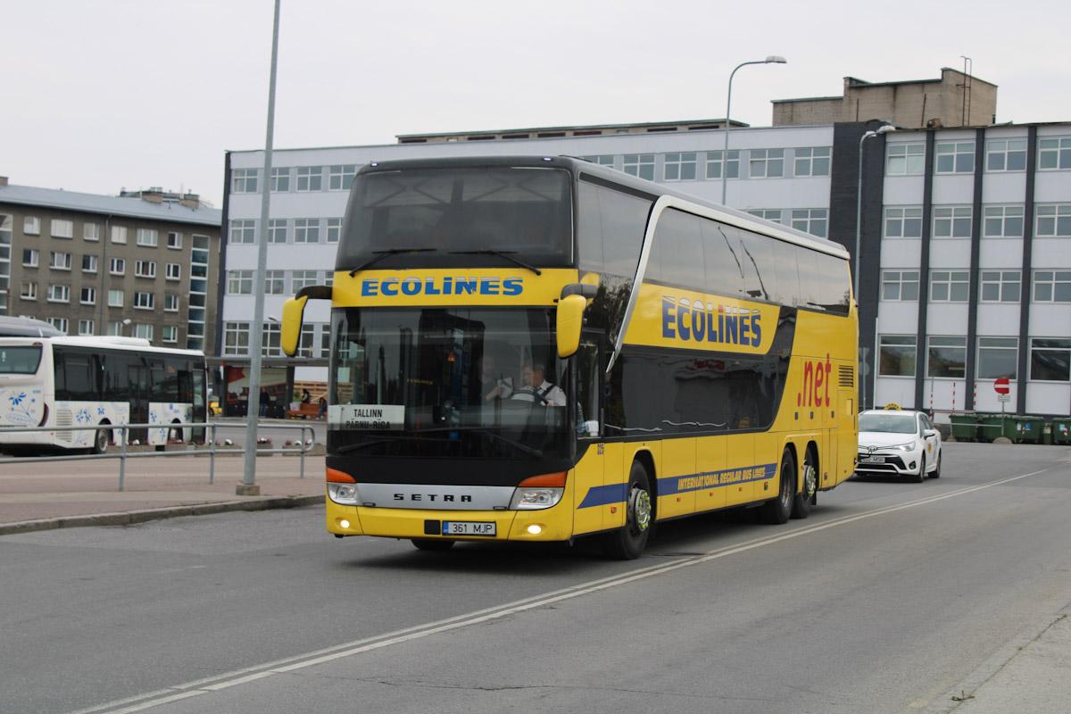 Tallinn, Setra S431DT № 325