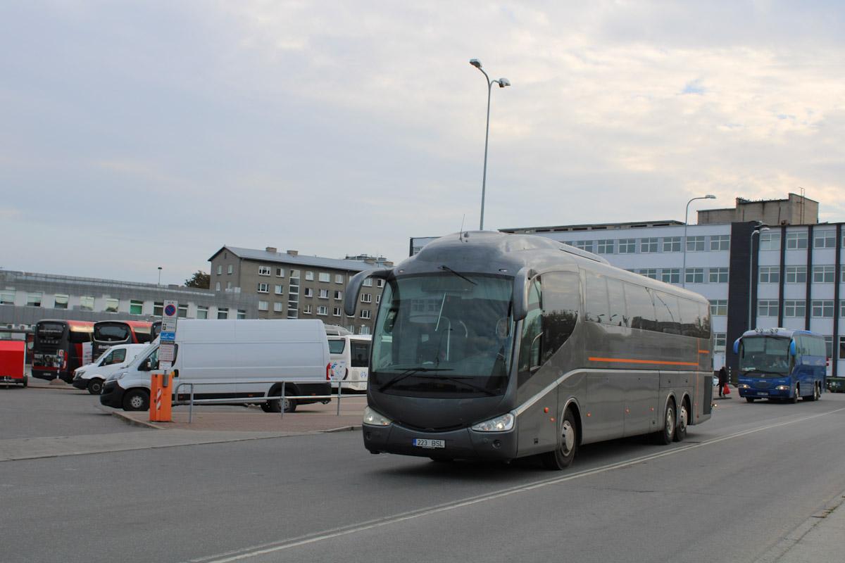 Tallinn, Irízar PB 15-3,7 № 223 BSL